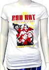 RED HOT CHILI PEPPERS (SUMMER TOUR 92) Girls Tee