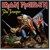 IRON MAIDEN (TROOPER) Patch