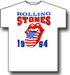 ROLLING STONES (1994 STONES) White