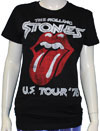 ROLLING STONES (US TOUR 78) Girls Tee