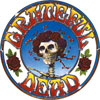 GRATEFUL DEAD (SKULL & ROSES) Sticker