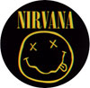 NIRVANA (ROUND SMILEY) Sticker