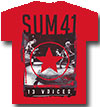 SUM 41 (13 VOICES)