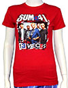 SUM 41 (13 VOICES PHOTO) Girls Tee