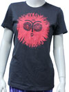 SHINS (FLOWER FACE) Girls Tee