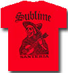 SUBLIME (SANTERIA SKELETON)