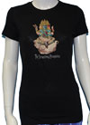 SMASHING PUMPKINS (GODS 2) Girls Tee