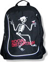 SOCIAL DISTORTION (JUMBO SKELLIE) Backpack