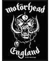 MOTORHEAD (ENGLAND) Patch