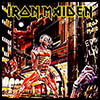 IRON MAIDEN (SOMEWHERE IN TIME) Patch