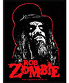 ROB ZOMBIE (PORTRAIT) Patch