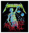 METALLICA (JUSTICE FOR ALL) Patch