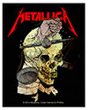 METALLICA (HARVESTER OF SORROW) Patch