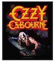 OZZY OSBOURNE (BARK AT THE MOON) Patch
