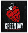 GREEN DAY (HEART GRENADE) Patch