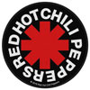 RED HOT CHILI PEPPERS (ASTERISK) Patch