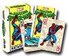 SPIDERMAN (COVERS) Playing Cards