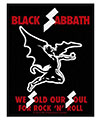 BLACK SABBATH (SOLD OUR SOULS) Patch