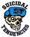 SUICIDAL TENDENCIES (ST SKULL) Sticker