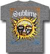 SUBLIME (SUN ON CHARCOAL)