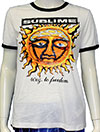 SUBLIME (DISTRESSED SUN) Girls Tee