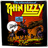 THIN LIZZY (HIT SINGLES) Flag