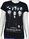 TWILIGHT SAGA (PART II - GROUP) Girls Tee