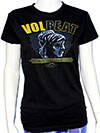 VOLBEAT (EYE PATCH) Girls Tee