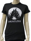 DIVERGENT (DAUNTLESS) Girls Tee
