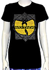 WU TANG (YELLOW) Girls Tee