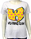 WU TANG (YELLOW LOGO) Girls Tee