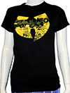 WU TANG (CITY) Girls Tee
