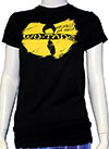 WU TANG (PROTECT YA NECK) Girls Tee