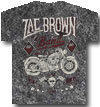 ZAC  BROWN BAND (MOTORCYCLE)